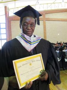 Pastor Moses Vellem