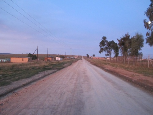 The Road to Ethembeni